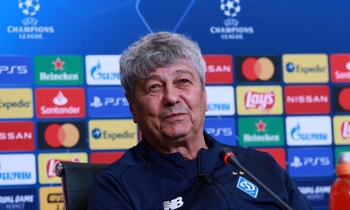 Луческу: Грядущий матч с Барселоной я рассматриваю как толчок в развитии игры Динамо