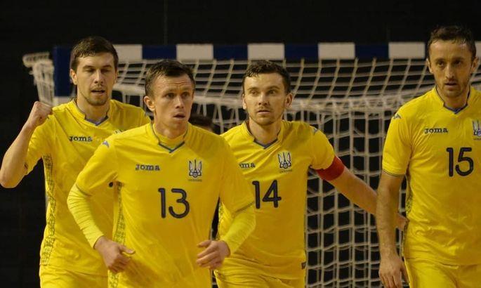 От Дании до Албании. Известен календарь отбора Евро-2022 по футзалу для сборной Украины