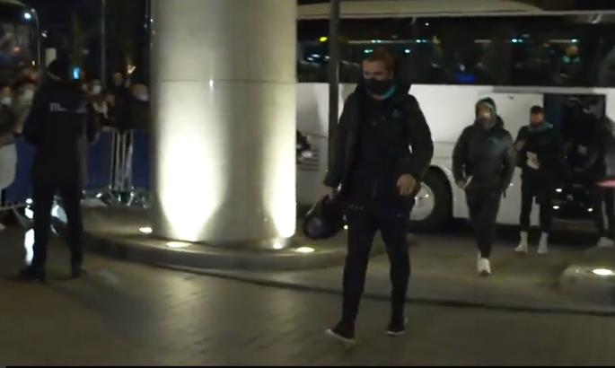 Барселона показала видеоролик о поездке в Киев