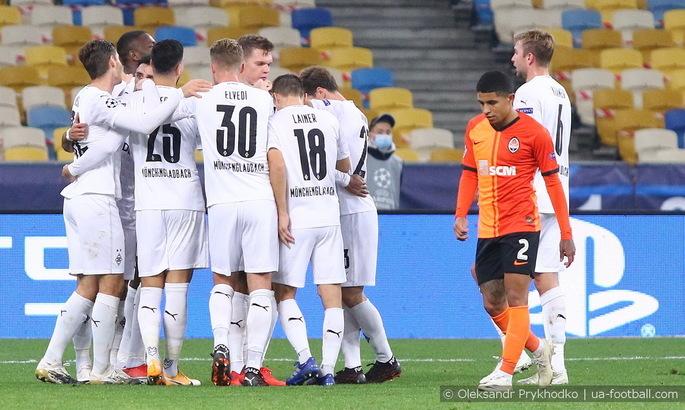 Боруссия Менхенгладбах - Шахтер: где и когда смотреть матч Лиги Чемпионов