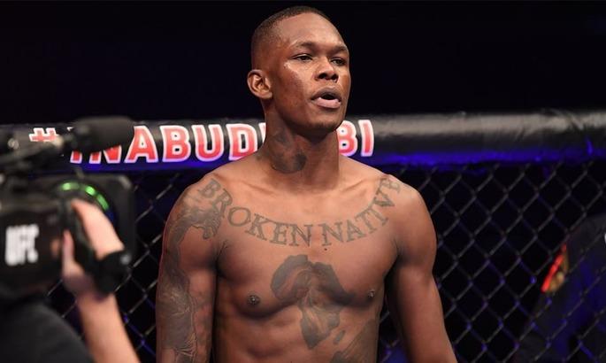 Адесанья возглавил рейтинг бойцов UFC