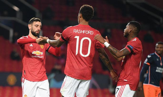 Манчестер Юнайтед - Истанбул Башакшехир 4:1. Месть, поданная холодной
