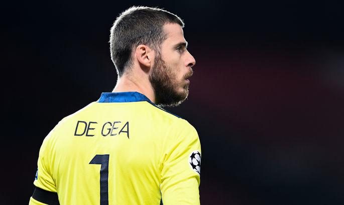 Три топ-клуба Европы нацелились на вратаря Манчестер Юнайтед
