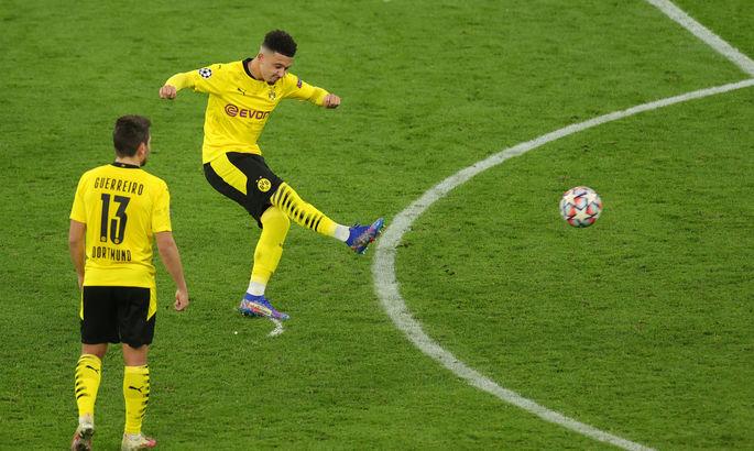 Боруссия - Брюгге 3:0. Еще два гола Холанда, Дортмунд остается первым - изображение 1