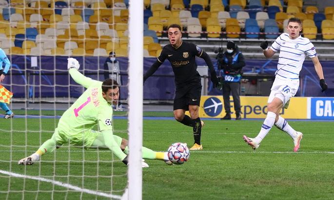 Яковенко выделил отрезок, в котором Динамо выглядело лучше чем Барселона