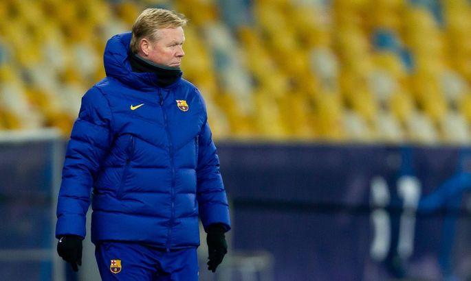 """""""Це та Барселона, яку ми хочемо бачити"""". Куман – про розгром київського Динамо"""