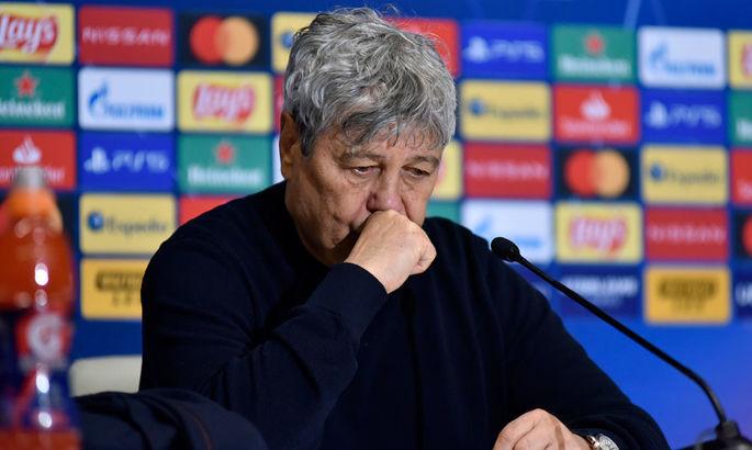 Луческу подумал, как бы сложился матч с Барселоной, если бы судья назначил пенальти в Вербиче