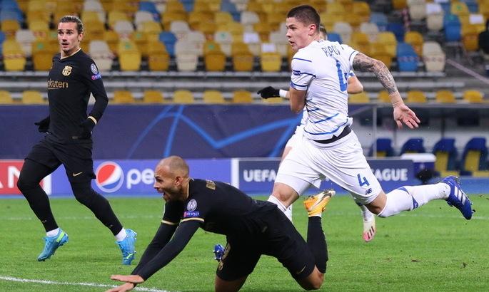 (Анти) Герой футбольного дня. Денис Попов