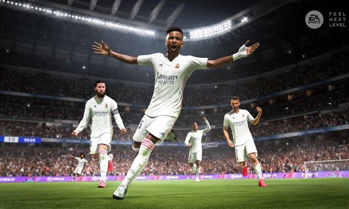 Вышел геймплейный трейлер FIFA 21 на новом поколении консолей
