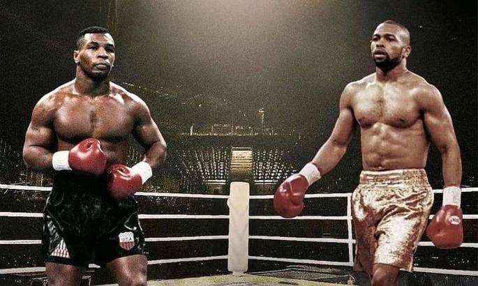 Тайсон – Джонс: где смотреть выставочный бой двух легенд бокса
