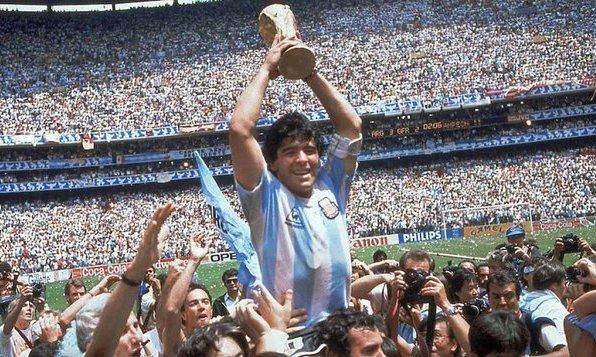 В Аргентине объявлен трехдневный траур из-за смерти Марадоны