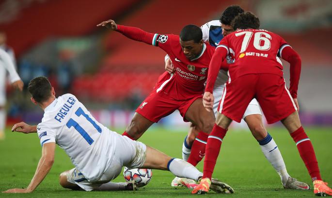 Ливерпуль - Аталанта 0:2. Бергамо остается в игре