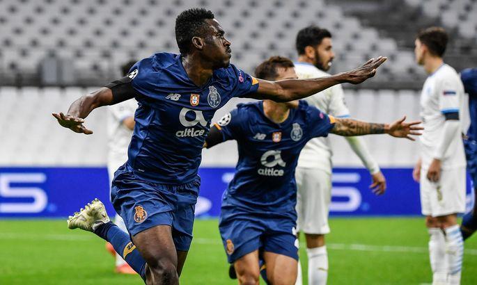 Марсель - Порту 0:2. Есть новый антирекорд Лиги чемпионов!