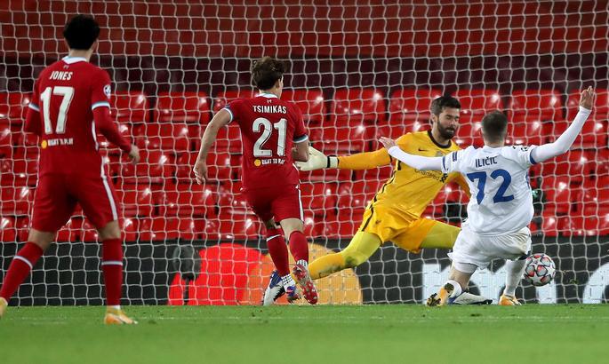 Ливерпуль - Аталанта 0:2. Бергамо остается в игре - изображение 1