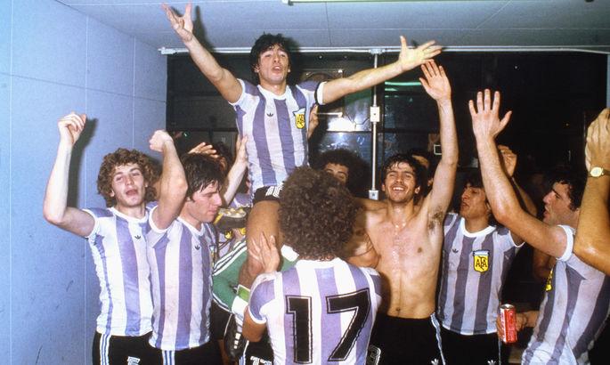 100 процентов Аргентины. Почему Марадона стал культовой личностью у себя на Родине - изображение 1