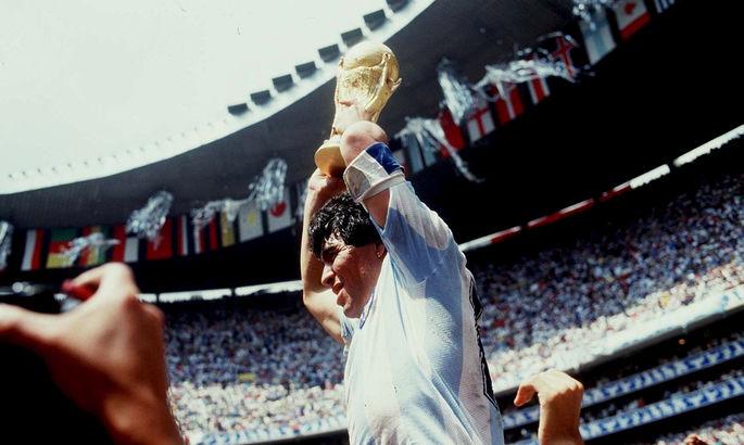 100 процентов Аргентины. Почему Марадона стал культовой личностью у себя на Родине - изображение 2