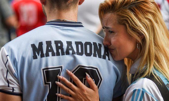 """""""Me siento mal"""". Стали известны причина смерти Марадоны и последние слова Диего"""