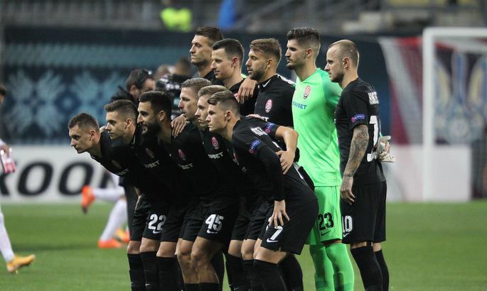 Зоря здобула свою найбільшу перемогу в групі ЛЄ та повторила найкращий єврокубковий рахунок