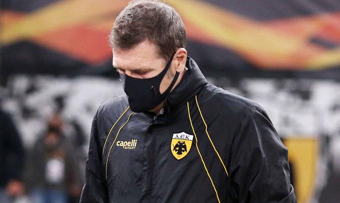 Наставник греческого АЕК Каррера выделил ключевой момент матча с луганской Зарей