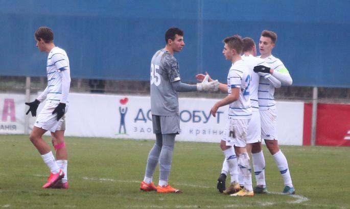 Первенство U-21. Динамо обыграло Ворсклу, Нещерет и Цитаишвили вернулись после коронавируса