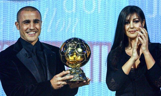 Останній із захисників. 14 років тому Фабіо Каннаваро виграв Золотий м'яч