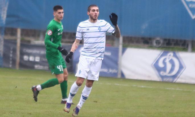 Тренер Динамо U-21: Луческу высказал пожелание, чтобы Цитаишвили сыграл за нашу команду