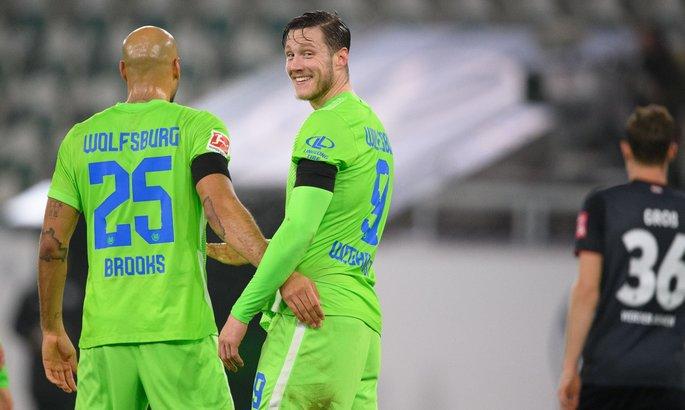 Бундеслига. Вольфсбург и Вердер превзошли все ожидания, забив на двоих восемь голов