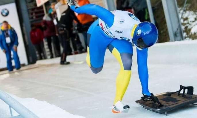 Украинец Гараскевич занял девятое место на этапе Кубка мира в Сигулде