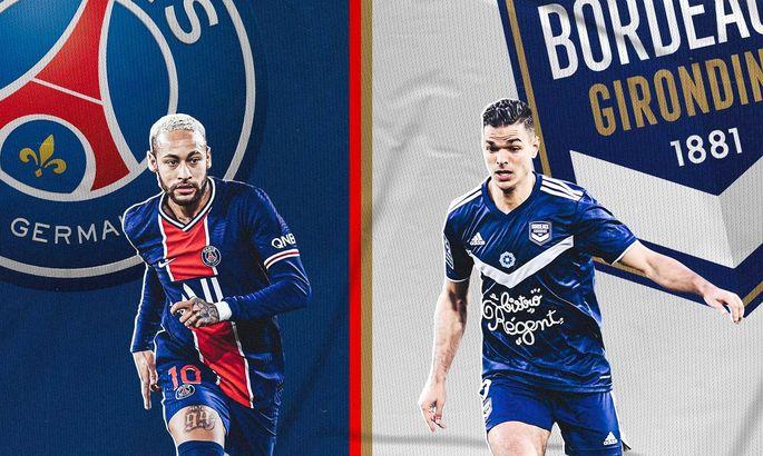 ПСЖ - Бордо. Анонс и прогноз на матч французской Лиги 1
