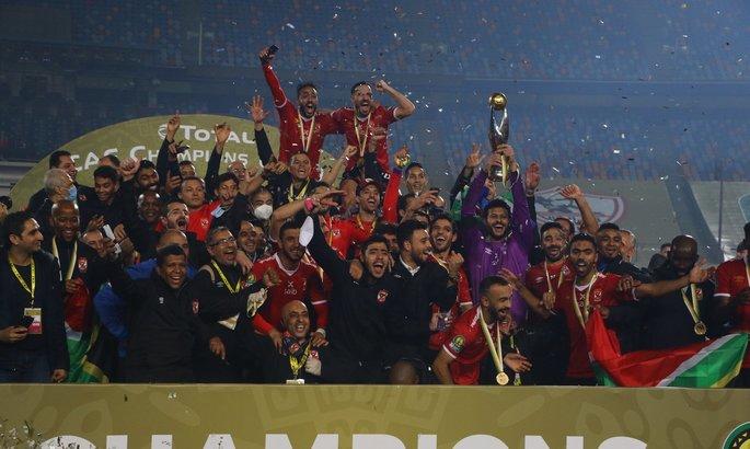 Аль-Ахли в рекордный 9-й раз выиграл африканскую Лигу Чемпионов