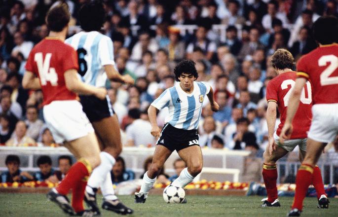 Проклятый король футбола.Легенда №10 - изображение 3