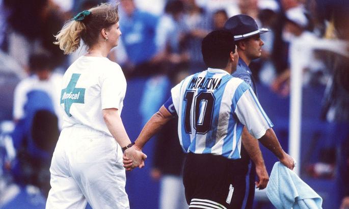 Проклятый король футбола.Легенда №10 - изображение 9