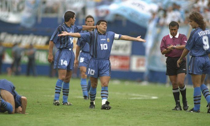 Проклятый король футбола.Легенда №10 - изображение 8