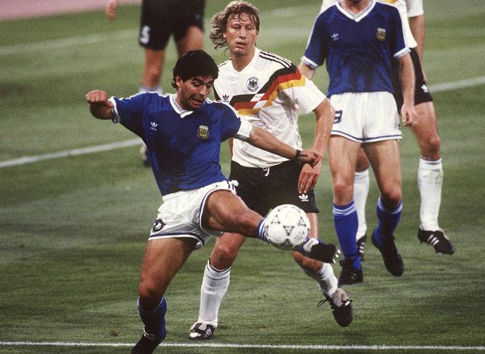 Проклятый король футбола.Легенда №10 - изображение 7
