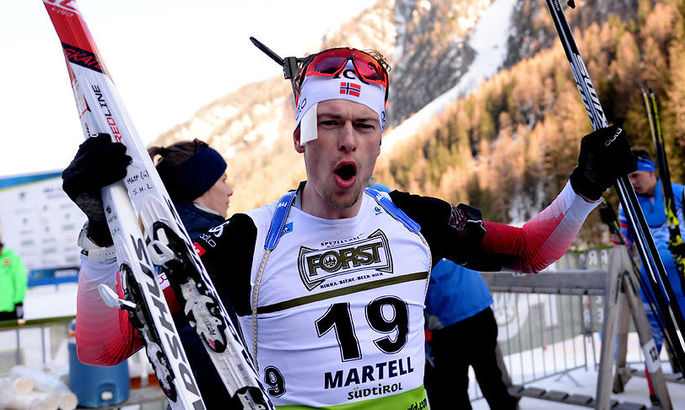 Контиолахти 2020. Норвежец Лагрейд сенсационно побеждает в индивидуальной гонке, Прима лучший среди украинцев