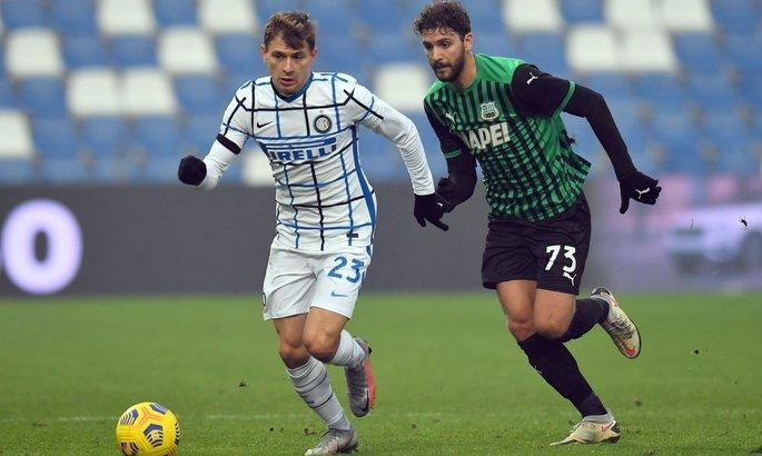 Сассуоло - Интер 0:3. Обзор матча и видео голов
