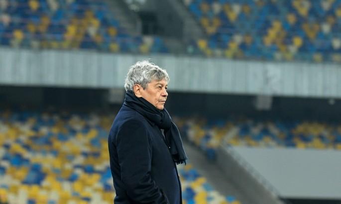 Мирча Луческу: Я недоволен тем, как Гармаш вошел, точнее не вошел в игру