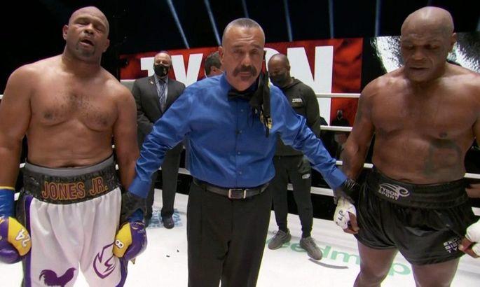 Тайсон - Джонс: Комментарии обоих бойцов после поединка