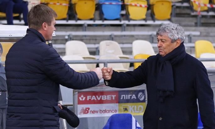 Юрий Максимов: В перерыве сказал игрокам, если попадут хоть раз по воротам - будет хорошо