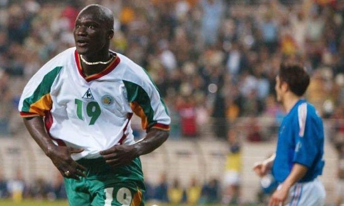 Умер рекордсмен сборной Сенегала по голам на чемпионатах мира