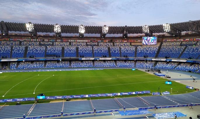 Мэр Неаполя подтвердил переименование стадиона в