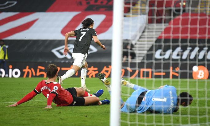 Не дратуйте Кавані! Саутгемптон - Манчестер Юнайтед 2:3. Відео голів та огляд матчу