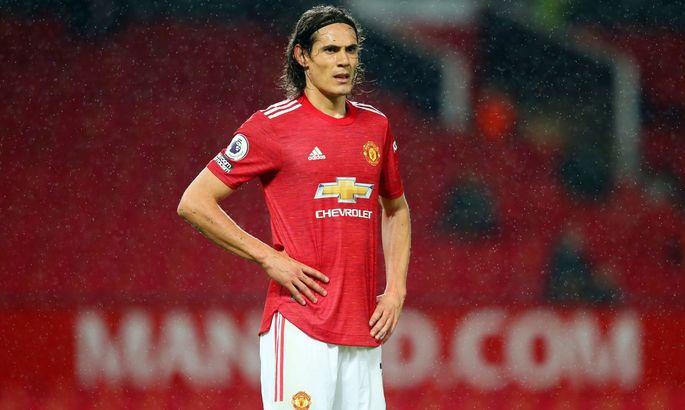 Манчестер Юнайтед отреагировал на обвинения в адрес Кавани