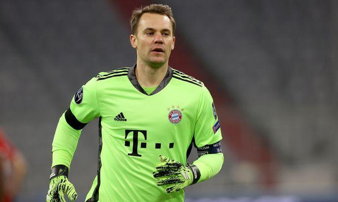 Первое место уже обеспечили. Бавария отправится на матч ЛЧ без трех игроков основы