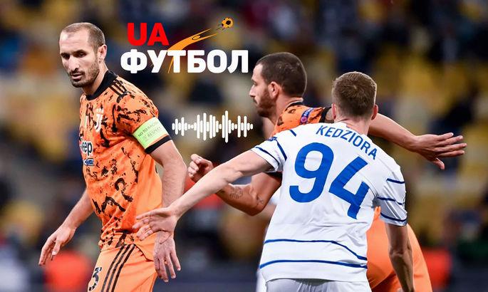 Ювентус – Динамо. АУДИО онлайн трансляция матча Лиги чемпионов