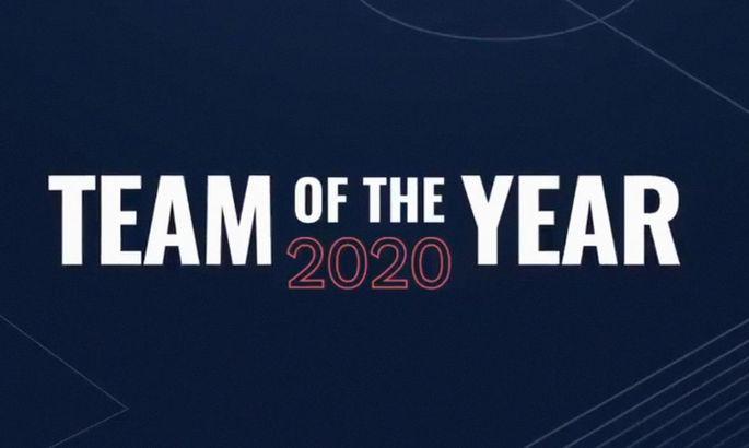 Собери свою: Роналду и Месси – в числе номинантов на попадание в команду года УЕФА