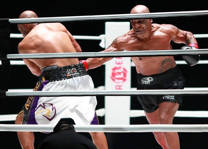 Выставочный бой Тайсона и Джонса: когда ожидания оправданы - изображение 1