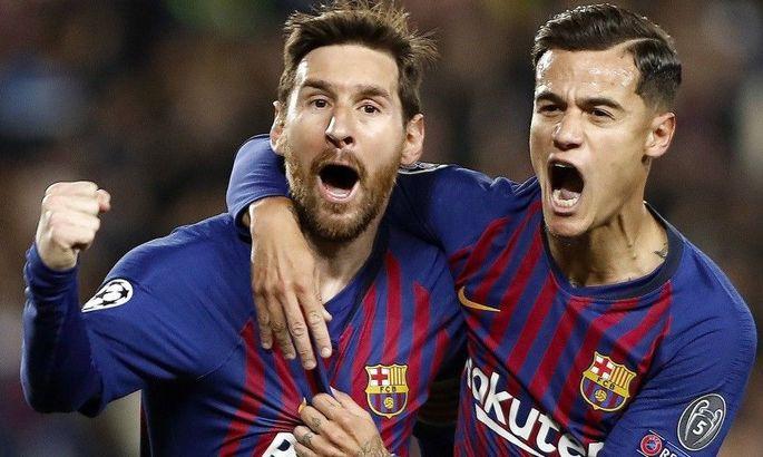 Месси и компания: испанским СМИ стало известно, кто из лидеров Барселоны не сыграет с Фради