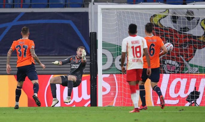 Башакшехир - Лейпциг: Анонс и прогноз матча Лиги Чемпионов