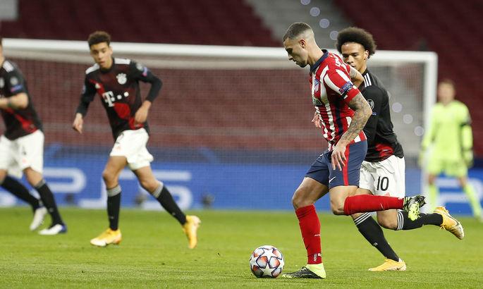 Матрасники еще не в плей-офф. Атлетико - Бавария 1:1. Обзор матча и видео голов